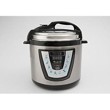 Pressure Pro Pressure Cooker- 10qt