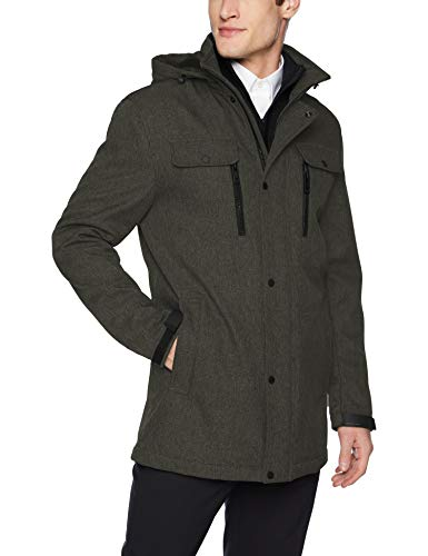 Marc New York by Andrew Marc Men's Doyle, Olive, Small