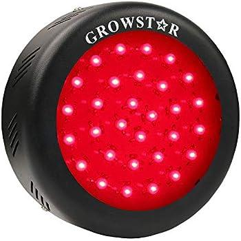 Amazon Com Growstar 300w Ufo Led Grow Light Full