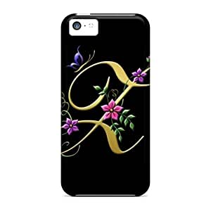 Favorcase Fashion Protective My Creation Letter Z Cases Covers For Iphone 5c