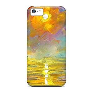Special MeSusges Skin Case Cover For Iphone 5c, Popular Out Bay Phone Case