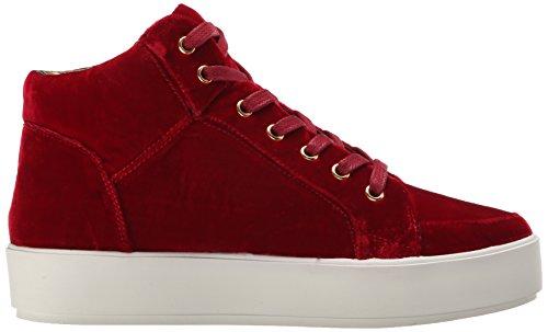 Nove Sneaker Di Moda Tessuto West Verona Rosso