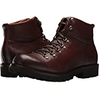 Frye Earl Mens Hiker Leather Boots (Brown/Black)