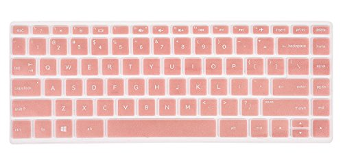 HP 14 Inch Laptop Keyboard Cover Skin for 14