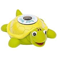 Ozeri Turtlemeter The Baby Bath Tortuga flotante Termómetro de juguete y bañera