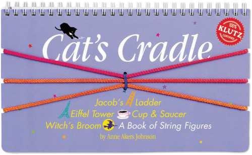 Klutz K536 Cats Cradle Book