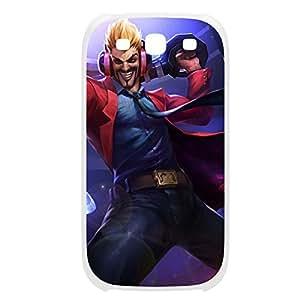 Draven-002 League of Legends LoL For Case Iphone 6Plus 5.5inch Cover Plastic White