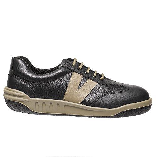 PARADE 42 sécurité basse Chaussure de Pointure 07JUD Noir 04 18 AA1UB