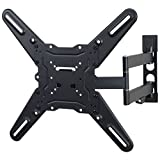 VideoSecu Swing Arm LED LCD TV Wall Mount for Sceptre 39'' 40'' 42'' 47'' X409BV-FHDU X405BV-FMD X405BV-FMDU X425BV-FHD3 H425BV-FHD E475BV-FMDU E478BV-FMDU LED LCD HDTV Quasar TV Hotel TV ML531BE CH6