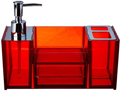 Organiz; de Pia Para Banheiro Quadrata Vrm Brinox Quadrata Aço Inox