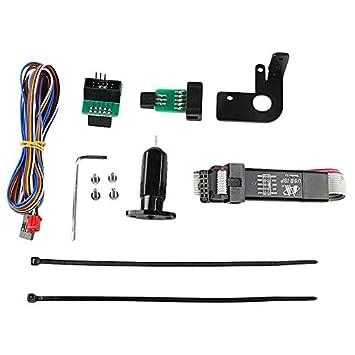 TOOGOO Accesorios De Impresora 3D Kit De Sensor De Nivel Auto De ...