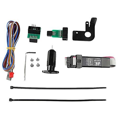 SODIAL 3D Printer Accessories 3D Contact Auto Level Sensor Kit for Ender-3//Cr-10