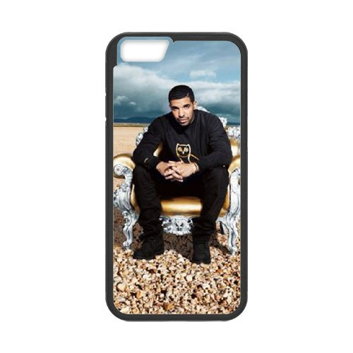 "LP-LG Phone Case Of Drake For iPhone 6 (4.7"") [Pattern-1]"