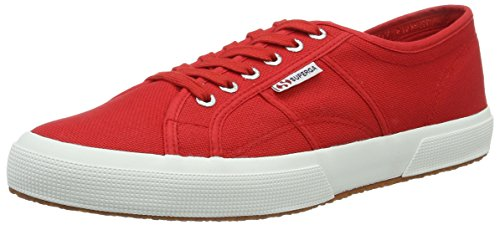 Adulte white Red Chaussures S4s de Gymnastique C90 Mixte Rouge Superga Fg6Pwaqx