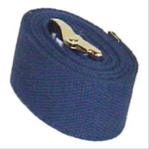 Coded Belt - Blue Color Coded Gait Belt - 72 inch - 80358 by Active Forever