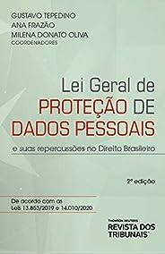 Lei Geral De Proteção De Dados E Suas Repercussões No Direito Brasileiro 2º Edição