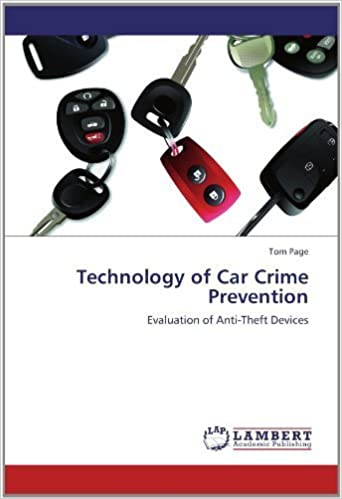 Book Technology of Car Crime Prevention: Evaluation of Anti-Theft Devices by Page, Tom (2012)
