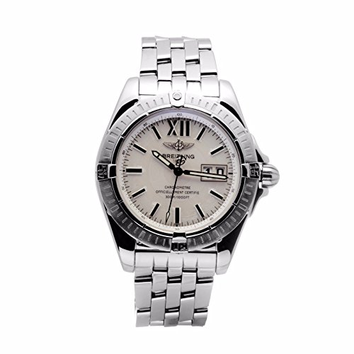 Breitling Windrider Cockpit automatic-self-wind mens Watch A49350 (Certified Pre-owned)