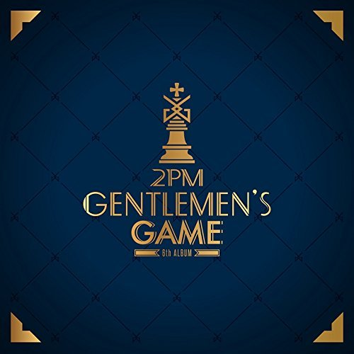 2PM - GENTLEMEN'S GAME (Vol.6) LP Vinyl [Limited Edition]