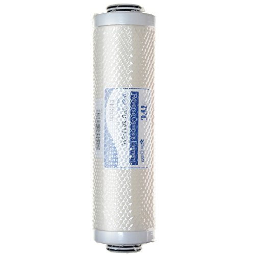 """iSpring 2.8"""" x 12"""" 500GPD Side-Flow Reverse Osmosis Membrane, Fits RE5T, Model MS5, ()"""
