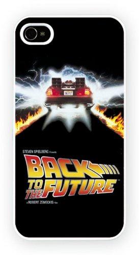 Back To The Future Art Design, iPhone 5C, Etui de téléphone mobile - encre brillant impression