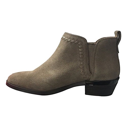 Almond Womens GLT LT Ankle Suede Fashion Toe GY FT GRY Coach Carter Boots FT wgAtFqwp
