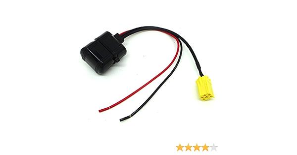 FÍAT Grande Punto Coche Radio Stereo Alpine UTE-200BT Bluetooth manos libres Mechless