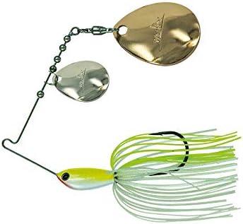 Se/ñuelo de Pesca Premium con Hoja para lubina y lubina Molix Water Slash Double Colorado Spinnerbait