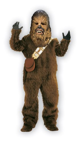 Deluxe Chewbacca Adult Costume - X-Large