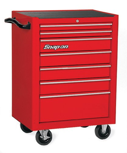 Snap On Roller Cabinet 7 Drawer DIY Tools