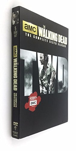 The Walking Dead: Season 6 Sixth (DVD, 2016)