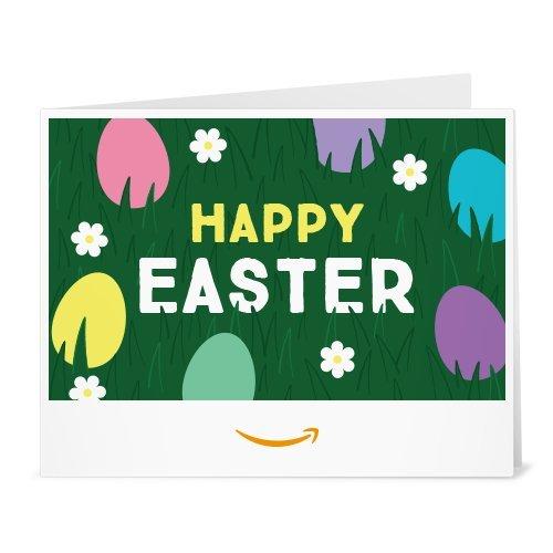 - Amazon Gift Card - Print - Happy Easter Bunny