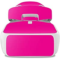 Skin For DJI Goggles – Solid Hot Pink | MightySkins Protective, Durable, and Unique Vinyl Decal wrap cover | Easy To Apply, Remove, and Change Styles | Made in the USA