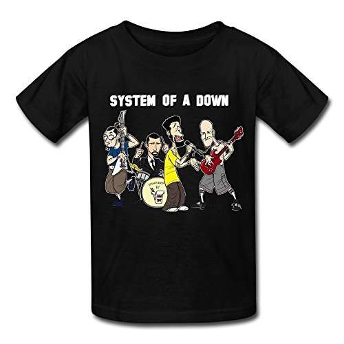 losnger-kids-soad-system-of-a-down-t-shirt-m