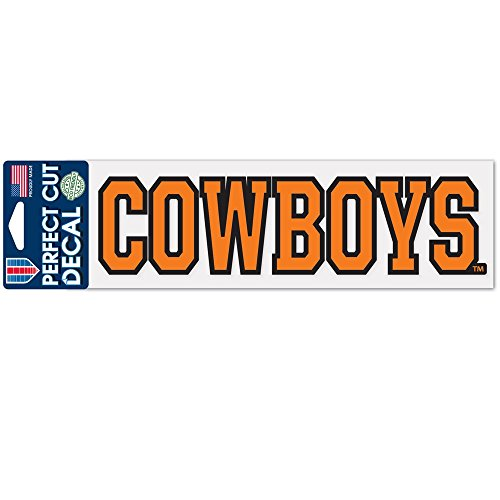 WinCraft NCAA Oklahoma State University WCR53694014 Perfect Cut Decals, 3