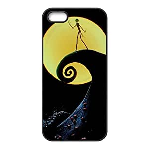 Nightmare Before Christmas iPhone 4 4s Cell Phone Case Black UI8306156