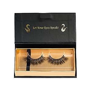 So by samira olfat SO2018-2 SAI faux mink false lashes in black