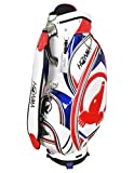 Honma GOLF JAPAN CB-1810 CADDY BAG (White) 2018 MODEL 本間ゴルフ ホンマ キャディーバッグ 白