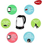 Pigeon by Stovekraft Hot Electric Kettle with Stainless Steel Body, 1500 Watt, 1.8 litres boiler for Water, instant…