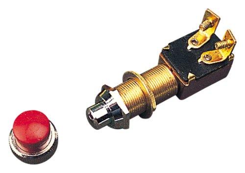 Sea Dog 420420-1  Momentary Push Button Switch, No Cap ()