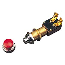Sea-Dog 420420-1 Momentary Push Button Switch
