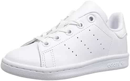 adidas Performance Stan Smith C Skate Shoe (Little Kid)