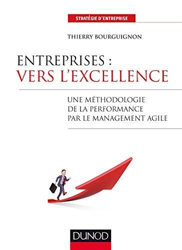 Entreprises : vers l'excellence: Une méthodologie de la performance par le management agile (Stratégie d'entreprise) (French Edition)