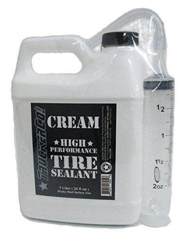 Truckerco Tubeless Tire Sealant High Performance Cream 1 Liter