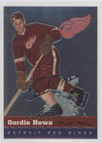 Gordie Howe (Hockey Card) 1998-99 O-Pee-Chee Chrome - Blast from the Past Reprints ()