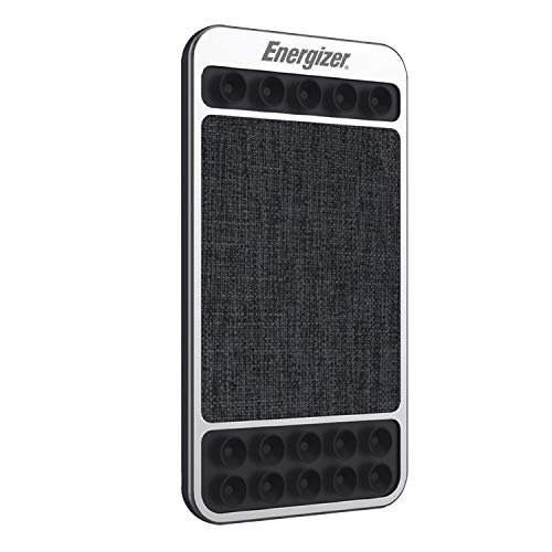Premier Energizer Ultimate Wireless Portable Charger Qi Power Bank - Suction 4000 mAh