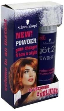 Got 2B Powder'Ful Volumizing Style Powder 0.35oz (3 Pack)