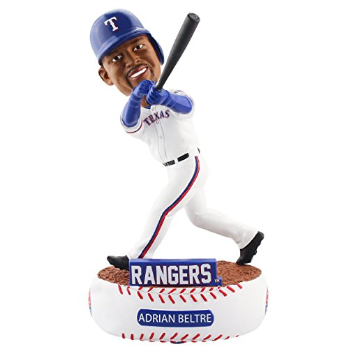 (Forever Collectibles Adrian Beltre Texas Rangers Baller Special Edition Bobblehead MLB)