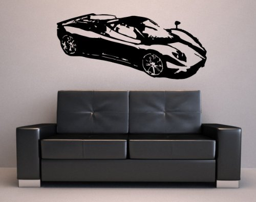 super-car-pagani-zonda-f-roadster-auto-decor-wall-mural-vinyl-decal-sticker-m023