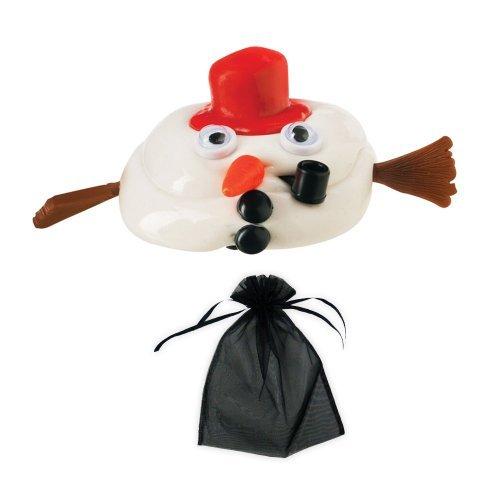 Melting Snowman w/free storage bag